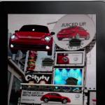 Volkswagen : la nouvelle Beetle crève l'écran des billboards !