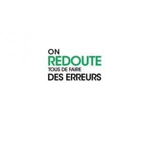 Le buzz La Redoute / Tipp-Ex : c'était eux !