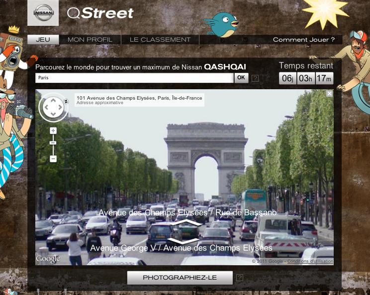 llllitl-nissan-qashqai-duke-razorfish-marketing-facebook-google-street-view-paparazzi-digital