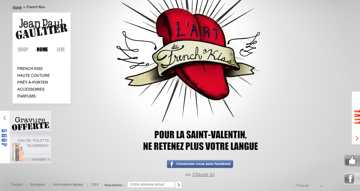 llllitl-jean-paul-gaultier-site-web-french-kiss-jeu-facebook-publicité-2012-saint-valentin-love