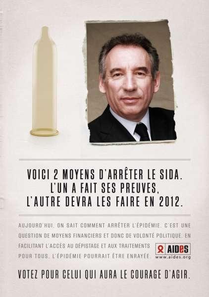 llllitl-aides-publicité-contre-le-sida-mars-2012-élection-présidentielle-francois-bayrou