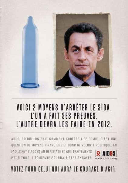 llllitl-aides-publicité-contre-le-sida-mars-2012-élection-présidentielle-nicolas-sarkozy