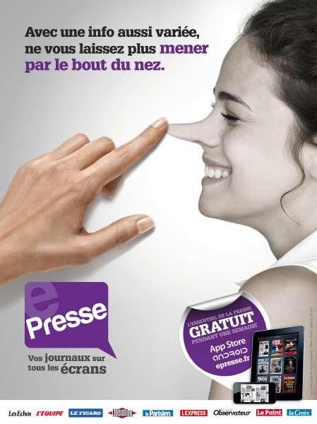llllitl-e-presse-publicité-la-petite-agence-dans-la-prairie-bout-du-nez-clin-d'oeil-journaux-sur-tous-vos-écrans