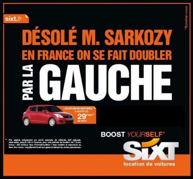 llllitl-sixt-publicité-loueur-véhicules-automobile-homme-politique-candidat-élection-présidentielle-avril-2012-gauche-droite-2