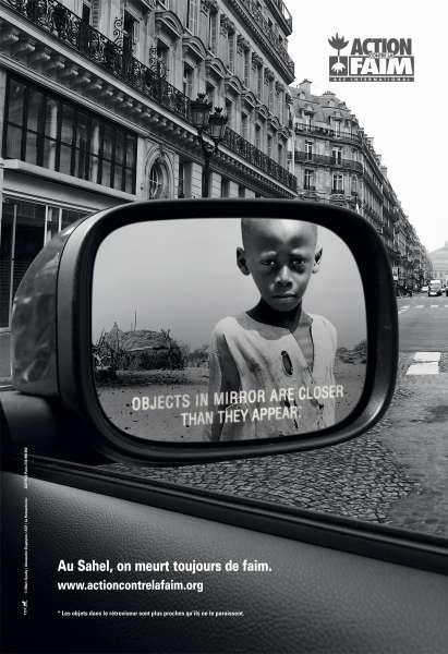 llllitl-action-contre-la-faim-print-publicité-sahel-mirror-rétroviseur-agence-toy-mai-2012