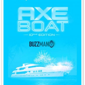 Gagnez 1 interview des 4 artistes du Axe Boat 2012 avec 1 tweet ! #4milllle