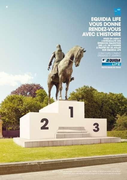 llllitl-equidia-life-publicité-print-podium-histoire-statue-agence-h-juillet-2012