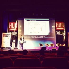 Hub Forum 2012 : compte rendu en 208 infos et chiffres clés ! #HubForum