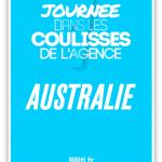 Gagnez 1 journée dans les coulisses de l'agence Australie ! #5milllle