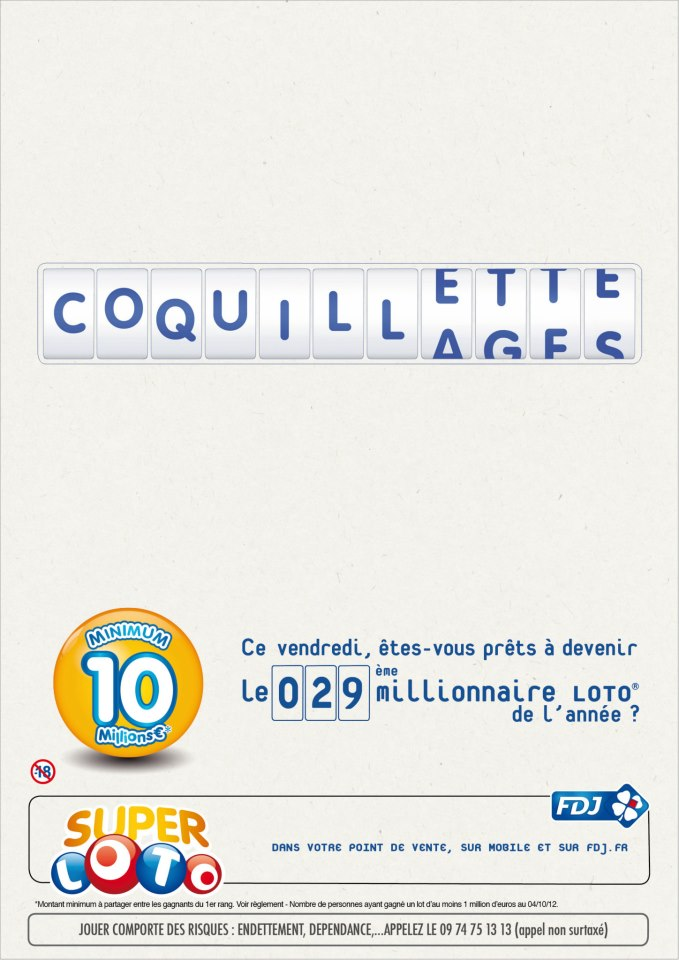 llllitl-françaises-des-jeux-publicité-print-loto-transat-travail-coquillage-coquillette-millionnaire-agence-betc-euro-rscg