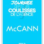 Gagnez 1 journée dans les coulisses de l'agence McCann ! #5milllle