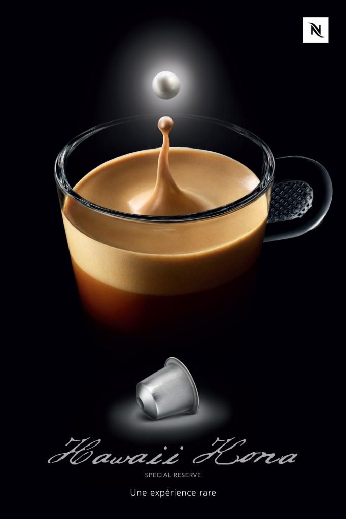 llllitl-nespresso-publicité-print-visuel-café-tasse-goutte-hawaii-kona-hawaï-café-agence-lowe-stratéus