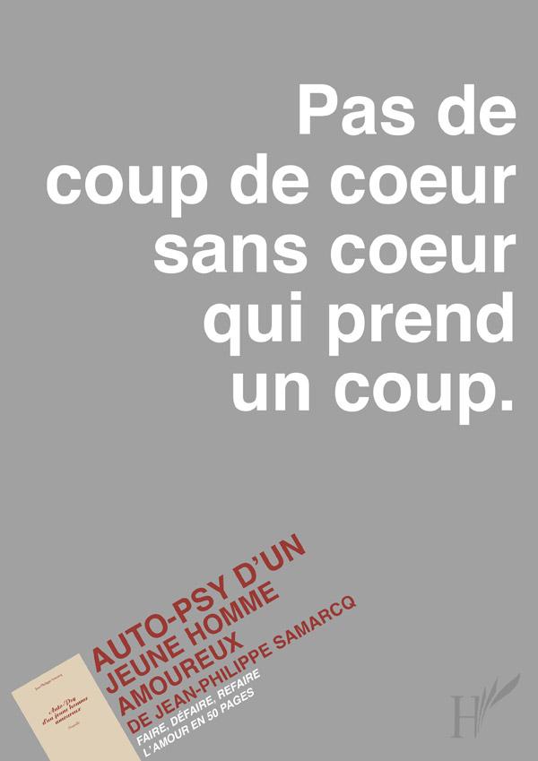 llllitl-auto-psy-dun-jeune-homme-amoureux-jean-philippe-samarcq-publicité-print-advertising-roman-amour-publicité-éditions-l'harmattan-novembre-2012