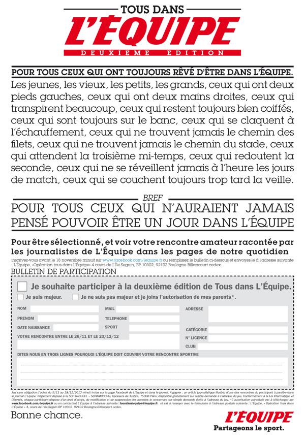 llllitl-l'equipe-marketing-tous-dans-lequipe-saison-2-publicité-magazine-journal-sportif-clubs-amateurs-agence-ddb-paris