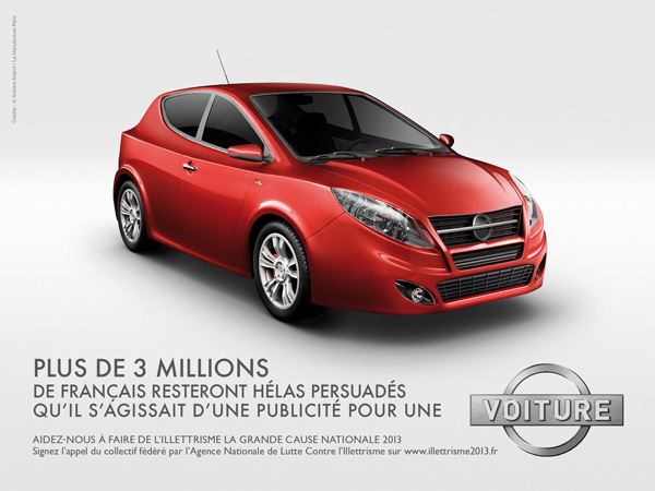 llllitl-publicité-marketing-fausses-publicités-l'Agence Nationale de Lutte Contre l'Illettrisme (ANLCI)-agence-ddb-paris-