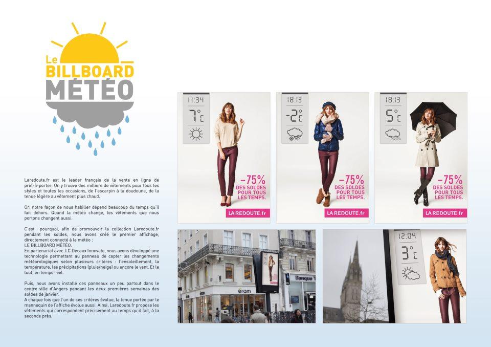 llllitl-la-redoute-affichage-billboard-interactif-météo-soldes-anger-s-digital-marketing-publicité-jcdecaux-innovate-la-redoute-soldes-kids-love-jetlag-fred-et-farid