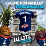 Gagnez 1 maillot de l'EdF de Handball avec Oasis ! #7milllle