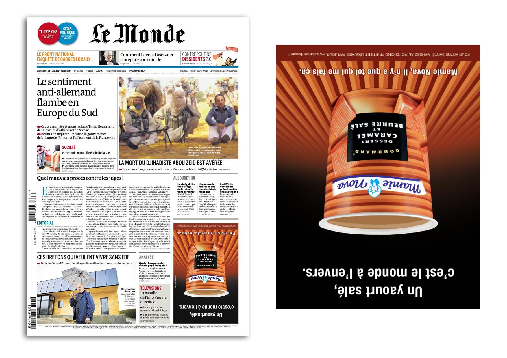 Les 16 meilleures publicit s fran aises de la semaine llllitl - Le journal de l agence ...