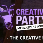 #CreativeParty 2 : un team créatif double la mise !