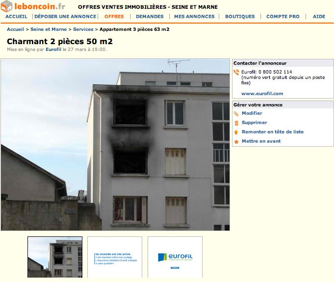 llllitl-eurofil-le-bon-coin-publicité-assurance-digital-incendie-appartement-maison-feu-fausse-annonce-agence-clm-bbdo