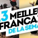 Les 13 meilleures publicités françaises de la semaine !