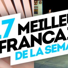 Les 17 meilleures publicités françaises de la semaine !