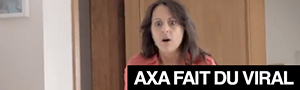 Axa : une campagne publicitaire originale pour prserver votre e-rputation