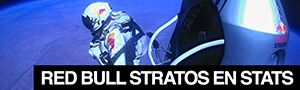 Red Bull : les statistiques impressionnantes de #RedBullStratos !