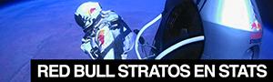 Red Bull : les statistiques impressionnantes de #RedBullStratos !