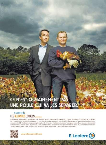 llllitl-e-leclerc-magasin-hypermarché-publicité-marketing-print-affichage-affiche-les-alliances-locales-magasin-proximité-agriculture-agence-australie