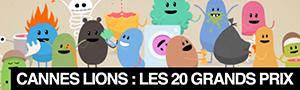 Cannes Lions 2013 : les 20 Grands Prix à voir absolument