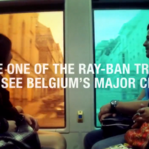 Ray-Ban : des filtres Instagram dans les lunettes de soleil !