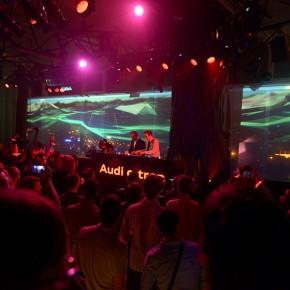 Audi #e_tron : retour en images sur cet évènement électrisant !
