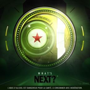 2 invitations à gagner pour LA soirée Heineken du futur !