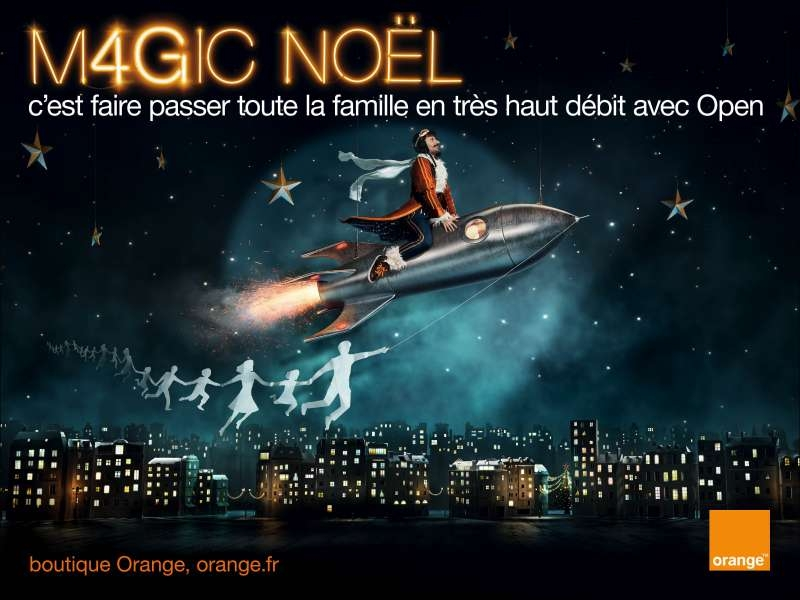 orange-4G-publicité-noel-2013-magic-noel-M4GIC-gunther-love-alexandre-astier-agence-marcel-2