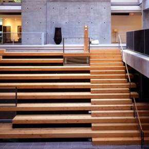 Les sublimes bureaux de Wieden+Kennedy à Portland