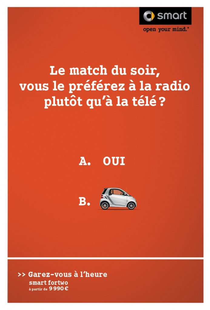 smart-publicité-marketing-affiche-print-garez-vous-à-lheure-question-oui-non-clm-bbdo-4