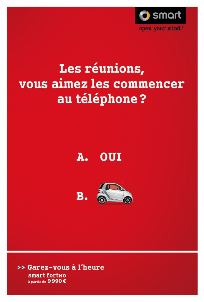 smart-publicité-marketing-affiche-print-garez-vous-à-lheure-question-oui-non-clm-bbdo-7