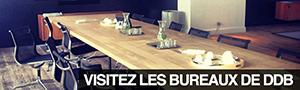 Les nouveaux locaux de DDB Paris en photos