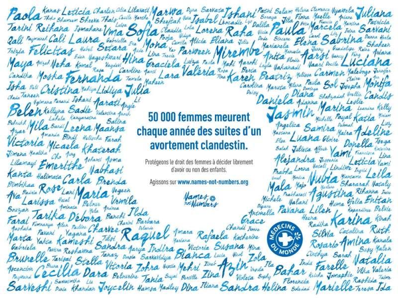medecins-du-monde-publicité-avortement-prénoms-femmes-clandestins-agence-betc-paris