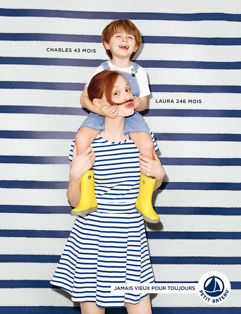 petit-bateau-publicité-marketing-marinière-rayures-bébé-adulte-avant-après-jamais-vieux-pour-toujours-agence-betc-7