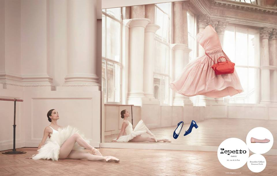 repetto-publicité-marketing-ballerines-dorothee-gilbert-danse-etoile-agence-mazarine-mlle-noi-2014