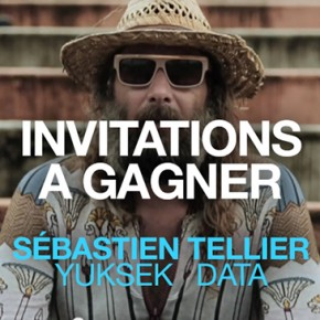 Carlsberg : 8 invitations à gagner pour la soirée de Sébastien Tellier, Yuksek et Data !