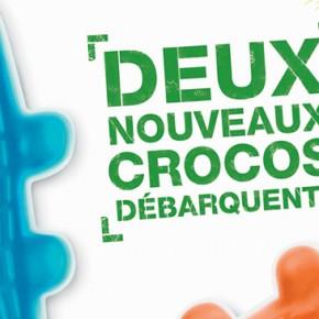 Haribo : 2 nouveaux crocodiles débarquent en France ! #InvasionCroco