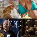 Les 7 meilleures publicités françaises de la semaine