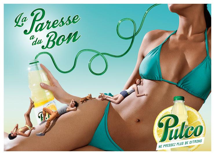 pulco-publicité-marketing-print-été-2014-la-paresse-a-du-bon-ne-pressez-plus-de-citrons-fraicheur-paille-agence-fred-farid-3