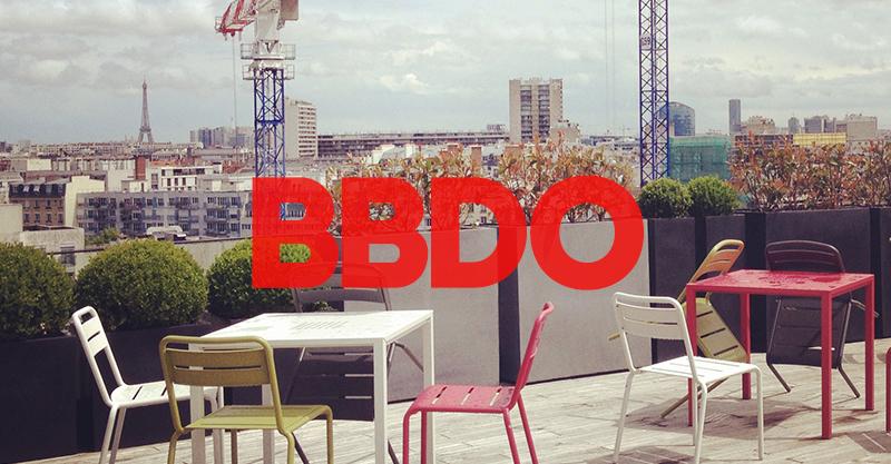 les nouveaux locaux de clm bbdo et proximity bbdo photos. Black Bedroom Furniture Sets. Home Design Ideas