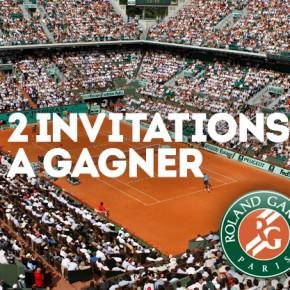 GDF SUEZ vous offre 2 invitations pour Roland Garros 2014