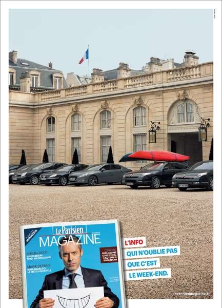 le-parisien-magazine-journal-publicité-marketing-informations-week-end-yann-barthes-couverture-agence-lowe-strateus-1