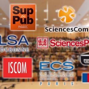 Les 10 meilleures écoles pour trouver un job dans la publicité
